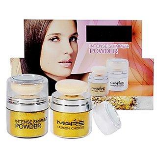 Mars Intense Gold Shimmer Powder free Kajal-PS-P