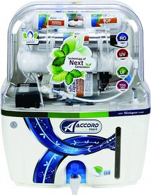 Accord Water purifier, Jazz White with one year Warranty