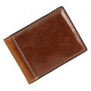 W Leather Wallet (Synthetic leather/Rexine)