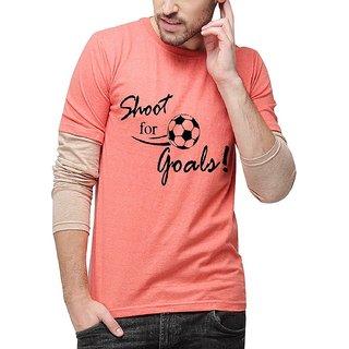 Men Printed Full Sleeves Sheldon T-Shirts