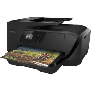 HP OfficeJet 7510 A3 Wide Format e-All-in-One Printer (A3 Print, A4 Scan, A4 Copy, Fax, Wireless, Network)