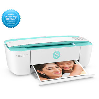HP DeskJet Ink Advantage 3776 World's Smallest All-in-One Printer (Print, Scan, Copy, Wireless) (T8W39B)