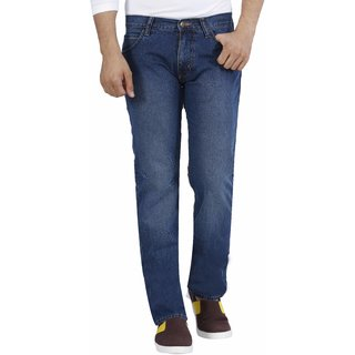 Lee Blue Slim Fit Jeans For Men