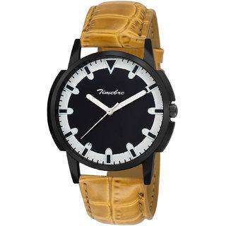 Timebre Men Black Dust Casual Analog Watch