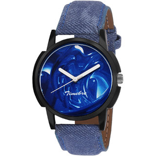 Gravity Men Turquoise Fire Casual Analog Watch