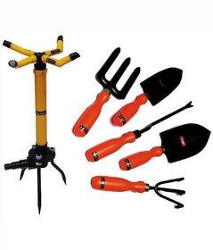 Ketsy 739 Multicolor Garden Tool Kit - 6 Piece