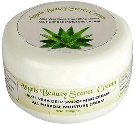 Angels  Beauty Secret Aloe Vera Deep Smoothing Cream