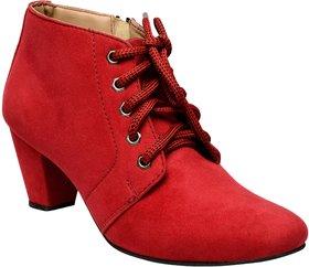 Exotique Women's Grey Casual Boot (EL0040GY)