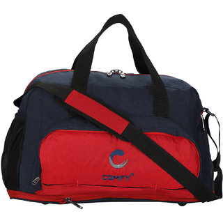 417bea834448 Buy Comfy Blue And Red Travel Bag (49 Litters) Online - Get 0% Off