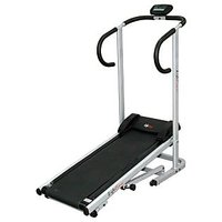Lifeline Manual Treadmill Walk Or Run Foldable Jogger Fitness Loose Weight