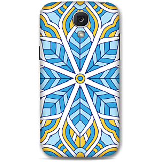 Samsung Galaxy S4 Designer Hard-Plastic Phone Cover From Print Opera - Colored Pattern