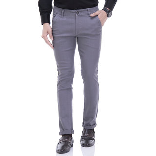TAG 7 Grey Formal Trousers
