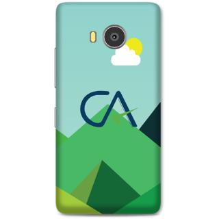 Lenovo A7700 Designer Hard-Plastic Phone Cover From Print Opera -CA