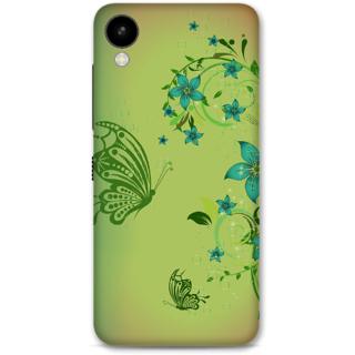 HTC 825 Designer Hard-Plastic Phone Cover From Print Opera -Natural