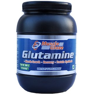 Muscle Glaze Glutamine 300 gm