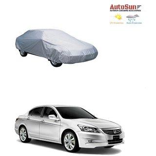 AutoSun Car Body Cover Silver Metty -  Honda Accord ZX