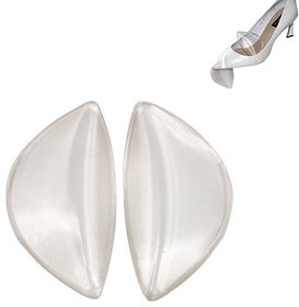 Futaba Silicone Gel Arch Support Shoe Inserts - One pair