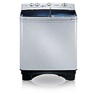 Samsung WT8505EG Semi-automatic Top-loading Washing Machine (6.5 kg, Light Grey)