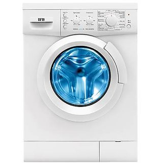 IFB Serena Aqua VX 7 kg Front Load Fully Automatic Washing Machine (White)