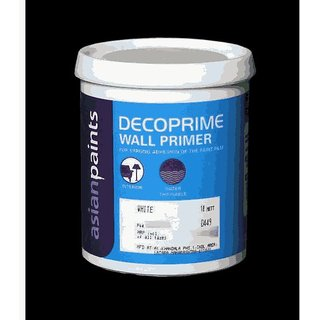 Paint And Primer >> Asian Paints Wall Primer 1 Liter