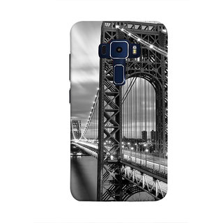Print Masti Lovely Blue Color Book Faded Cover Design Back Cover For Asus Zenfone 3 Laser ZC551KL (5.5 Inches)