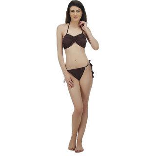 b425168c5e Buy Arlopa 2 Pieces Bra and panty Nightwear set in Satin Online - Get 74%  Off