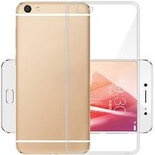 pretty nice af740 466a9 Vivo Y55s Transparent back cover