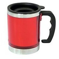 Insulated Travel Mug With Lid (Buy 1 Get 1 Free)