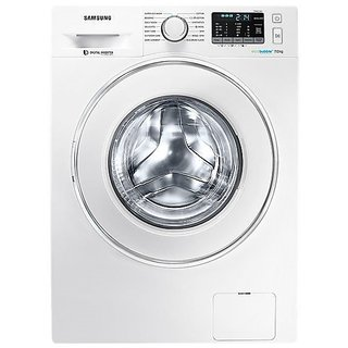 Samsung WW70J5210IW/TL Fully-automatic Front-loading Washing Machine (7 Kg, White)