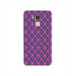 Print Masti Beautiful Rose Standing In Raining Season In Black Background Back Cover For Asus Zenfone 3 Max ZC520TL (5.2 Inches)
