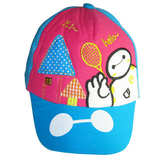 Goodluck  Summer  Cap For  Boys 8 to 18 Years SSKDCP137