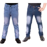 Guch Boys Jeans Combo (Pack of 2)