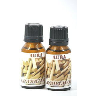 Buy 1 Get 1 free Pure Undiluted Highly Fragrance Aroma Oil ( Sandal Wood ) ( 15ml)