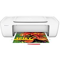 HP DeskJet 1112 Printer Single Function Color Printer (White)
