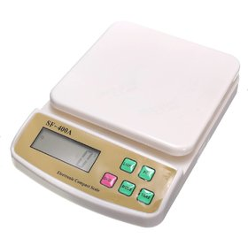 Electronic Kitchen Scale SF400A - 10Kg Premium Quality