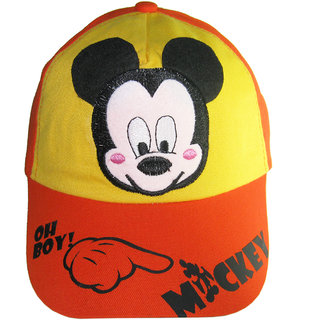 Goodluck  Summer  Cap For  Kids  8 to 12 Years SSKDCP149