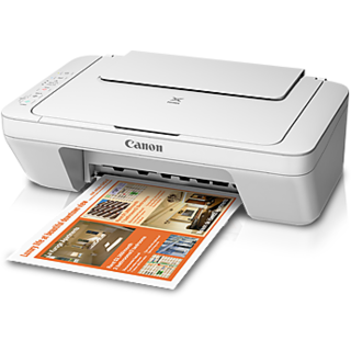 Canon MG 2970 All-In-One printer with Wireless LAN