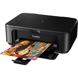 Canon PIXMA MG3570 All-in-One Inkjet Wireless Printer(Black)