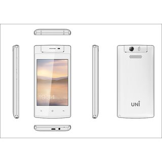 UNI N6100 3 Sim Mobile Phone with Rotating Camera