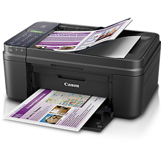 CANON PIXMA INK EFFICIENT E480 Multifunction Printer
