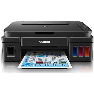Canon Pixma Ink Tank G3000 AIO Multifunction Printer Inkjet Printers