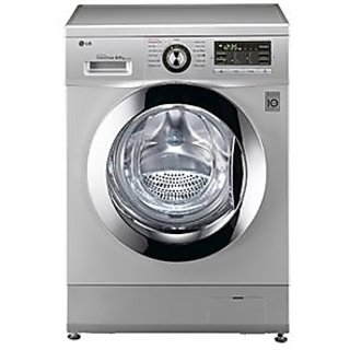 LG F1496ADP24 8 Kg Front Load Washer Dryer (Available in Delhi NCR Only )