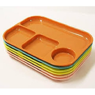Acrylic Portion Tray