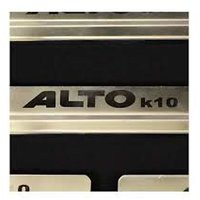 Premium Quality SS Door Sill Plate for Alto K10