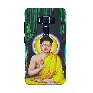 Print Masti Lovely Message For April Born Person In Black Background Design Back Cover For Asus Zenfone 3 Deluxe ZS570KL (5.7 Inches)