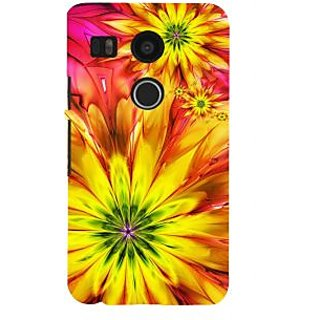 Print Masti Beautiful Love Birds Are Romancing Design Back Cover For LG Nexus 5X :: LG Google Nexus 5X New