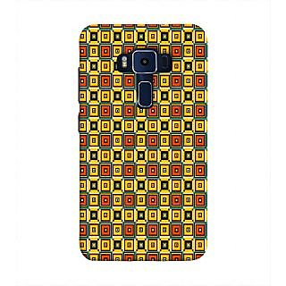 Print Masti Motivated Message Showing Love For Life Design Back Cover For Asus Zenfone 3 Deluxe ZS570KL (5.7 Inches)