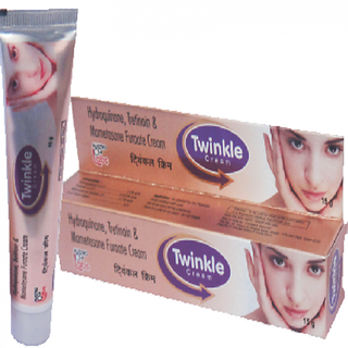 Twinkle cream