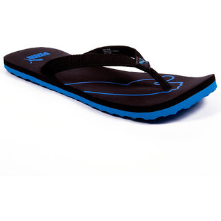 Buy Puma Mens Blue Flip Flops Online - Get 64% Off 46c6665da