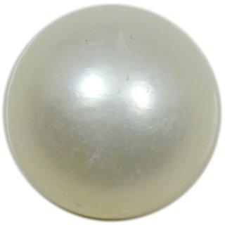 Yogigems  3.25  Ratti  2.98 Carat South Sea Pearl Round Shape Moti Orignal Natural Loose Gemstone